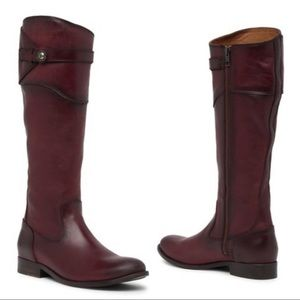 NEW Frye Molly Button Leather Boot